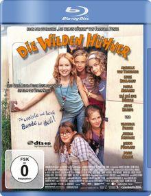 Die wilden Hühner [Blu-ray]