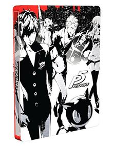 Persona 5 - Limited Steelbook Day One Edition - [PlayStation 4]