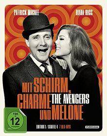 Mit Schirm, Charme und Melone - Edition 1/Staffel 4 [Blu-ray]