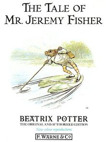 The Tale of Mr. Jeremy Fisher (Potter 23 Tales)