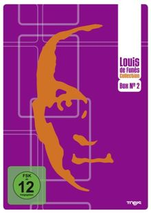 Louis de Funès DVD Collection Box No. 2