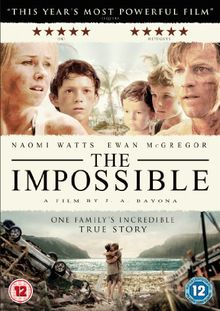 The Impossible [DVD] [2013] [UK Import]