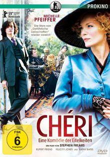 Chéri - Eine Komödie der Eitelkeiten (Mediabook)