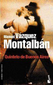 El Quinteto de Buenos Aires (Crimen y Misterio)