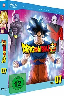 Dragonball Super - Box 7 - Episoden 95-112 [2 Blu-rays]