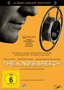 The King's Speech - Die Rede des Königs (Oscar Edition) [2 DVDs]