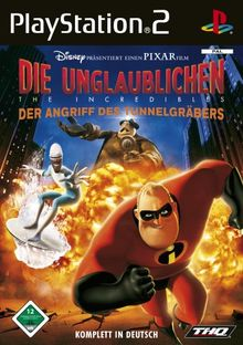 Die Unglaublichen - The Incredibles: Angriff