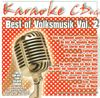 Best of Volksmusik Vol.2 - Karaoke