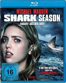 Shark Season - Angriff aus der Tiefe (uncut) [Blu-ray]