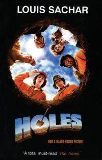 Holes. Film Tie-in.
