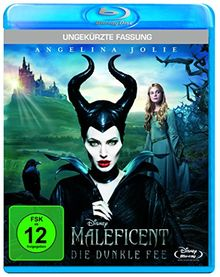 Maleficent - Die Dunkle Fee [Blu-ray]