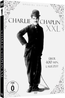 Charlie Chaplin XXL Modularbook-Edition (2 DVDs) [Special Edition]