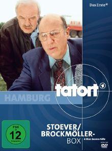 Tatort: Stoever / Brockmöller Box (4 DVDs)