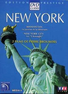 DVD Guides : New-york : Manhattan / New-York city [Inclus 1 CD rom et 1 CD audio] [FR Import]