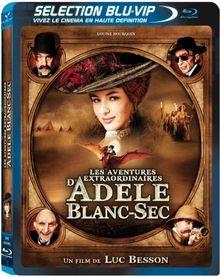 Les aventures extraordinaires d'adèle blanc-sec [Blu-ray] [FR Import]