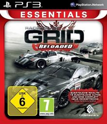Race Driver Grid Reloaded, Essentials