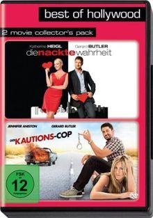 Best of Hollywood 2012 - 2 Movie Collector's, Pack 117 (Der Kautions-Cop / Die nackte Wahrheit) [2 DVDs]
