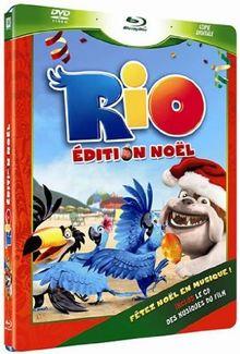 Rio [Blu-ray] [FR Import]