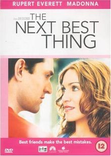 The Next Best Thing [UK Import]