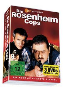 Die Rosenheim Cops - die komplette 1. Staffel auf 3 DVDs [Special Edition]