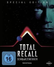 Total Recall [Blu-ray] [Special Edition]