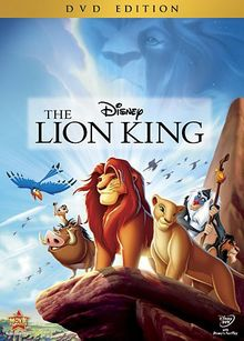 Disney The Lion King-Disney Dumbo-Dr.Seuss The Lorax-The Onion Movie - 4 NTSC Import DVD Package