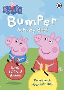 Peppa Pig: Bumper Activity Book