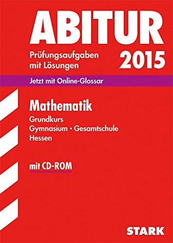 Mathe Abituraufgaben Hessen