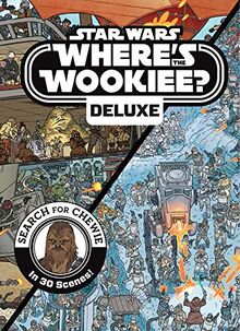 Star Wars Deluxe Where's the Wookiee? (Star Wars Where's the Wookiee?)