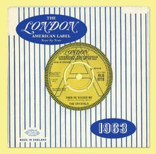 London American Label Year By Year-1963