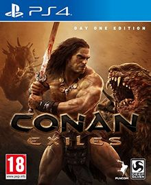 Third Party - Conan Exiles - Day One Edition Occasion [ PS4 ] - 4020628773021