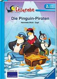 Die Pinguin Piraten (Leserabe - 2. Lesestufe)