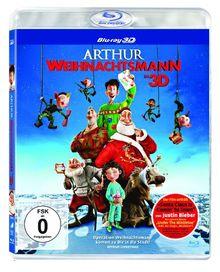 Arthur Weihnachtsmann [Blu-ray 3D]