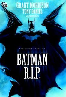 Batman: R.I.P. Deluxe HC (Batman (DC Comics Hardcover))