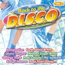 Back To The Disco Vol 1