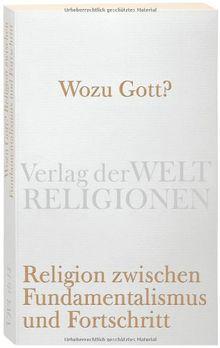 Wozu Gott?: Religion zwischen Fundamentalismus und Fortschritt (Verlag der Weltreligionen Taschenbuch)