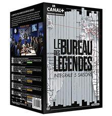 Le Bureau des légendes-Saisons 1 à 5 [Blu-Ray]