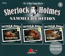 Sherlock Holmes Sammler Edition Folge 3