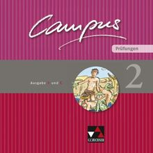 Campus B/C. Palette: Campus Palette B/C PrÃ1/4fungen 2: Fakultatives Begleitmaterial zu Campus B/C