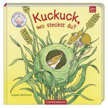 Kuckuck, wo steckst du?