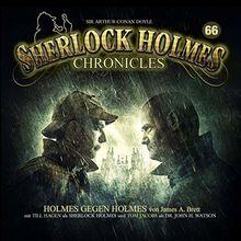 Holmes Gegen Holmes Folge 66