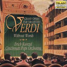 Verdi: ohne Worte