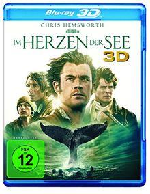 Im Herzen der See [3D Blu-ray]