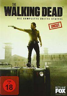 The Walking Dead - Die komplette dritte Staffel - Uncut [5 DVDs]