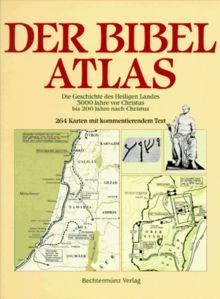 Der Bibelatlas. (Weltbild)