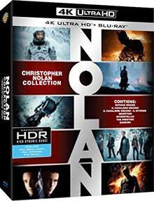 Blu-Ray - Christopher Nolan Collection (7 Blu-Ray 4K Uhd+7 Blu-Ray+5 Dvd) (1 Blu-ray)