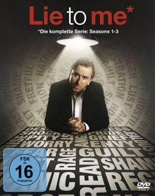 Lie to Me - Complete Box (14 Discs)