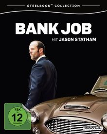Bank Job - Steelbook [Blu-ray]