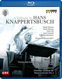 A Tribute to Hans Knappertsbusch [Blu-ray]