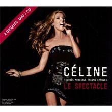 La Tournee Mondiale Taking Chances le Spectacle [DVD-AUDIO]